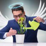 O que é um investidor-anjo?